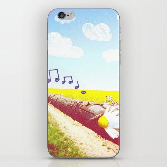 Sunshine & Melody iPhone & iPod Skin
