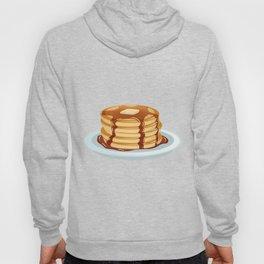 Pancakes & Dots Pattern Hoody