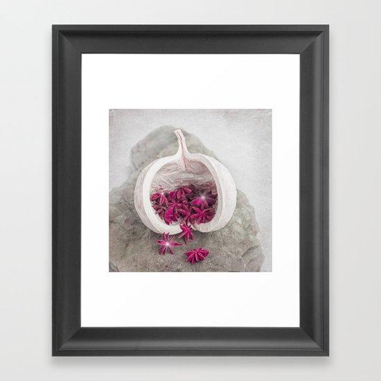 NEUTRALS Framed Art Print