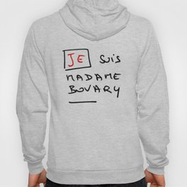 Je suis Madame Bovary Hoody