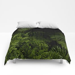 Tropical jungle. Comforters