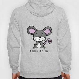 Surprised Mouse Hoody