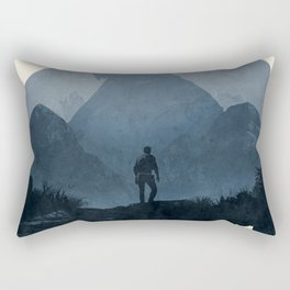 Uncharted 4 Rectangular Pillow