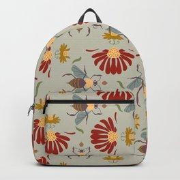 Spring flies 4a Backpack