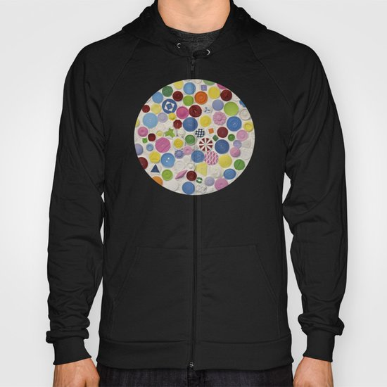 Button Box Hoody