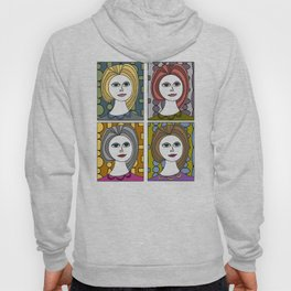 Four Friends Hoody
