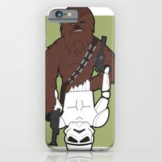 Chewbacca and Stormtrooper iPhone 6s Slim Case
