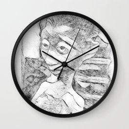 Fae For Yoou Wall Clock