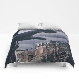 The Last Grasp Comforters