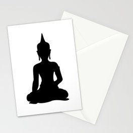 Simple Buddha Stationery Cards