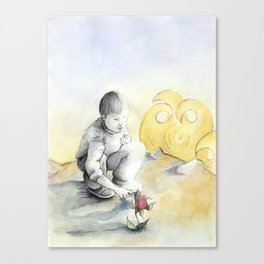The little prince. Canvas Print