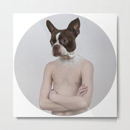 Therianthrope - Dog Metal Print