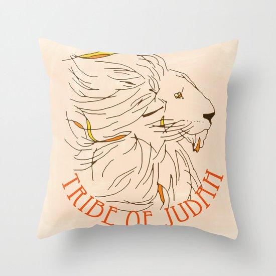 Judah Throw Pillow