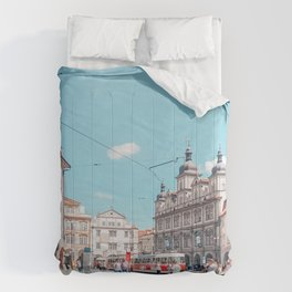 European Cities - Prague Comforters