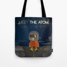 Meet The Atom Tote Bag