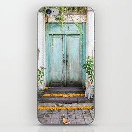 Doorways of the World - Bali iPhone Skin