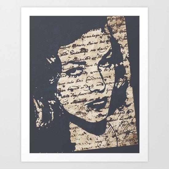 Secret Love Art Print