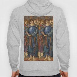 "Edward Burne-Jones ""The Days of Creation - Day 5"" Hoody"