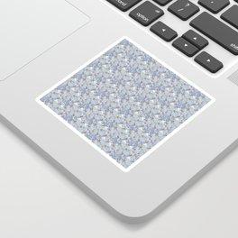 Ghost / Blue Sticker
