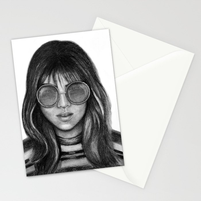 You're So Vain Stationery Cards