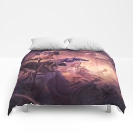 Dragons of Dorcastle Comforters