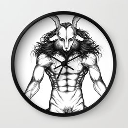 Samael Wall Clock