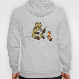 Bear & Fox Hoody