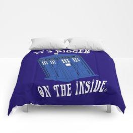 Doctor Who TARDIS Comforters