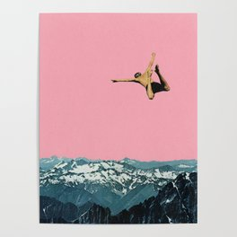Higher Than Mountains Poster