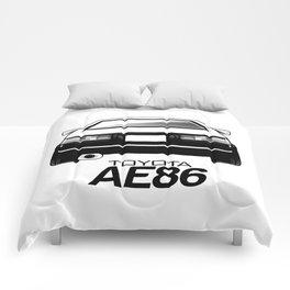 AE86 Comforters