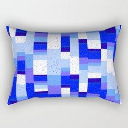 Gentle Power Geometric Rectangular Pillow