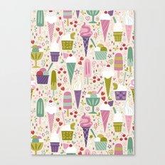 Summer Delights Canvas Print