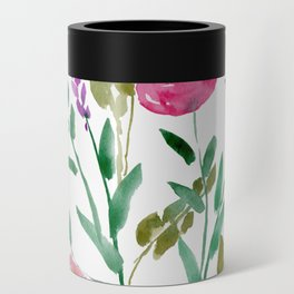 Country Bouquet Can Cooler