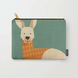 Hello Kangaroo Carry-All Pouch