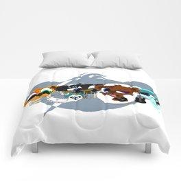 BearBox Groupie Comforters