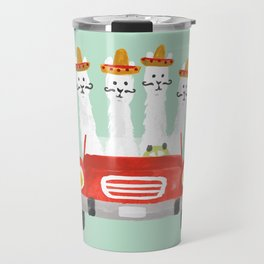 The four amigos Travel Mug