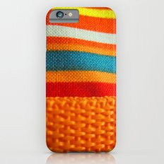 in woven color iPhone 6s Slim Case