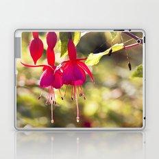 Campanas rojas Laptop & iPad Skin