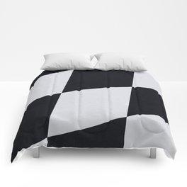 Winner / Race Finished Comforters