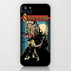 Symphony of the night iPhone SE Slim Case
