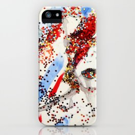 David Bowie Shines On iPhone Case