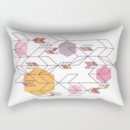 Unfinished Rectangular Pillow