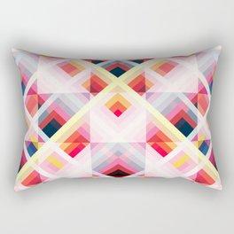 Retro Rougarou Rectangular Pillow