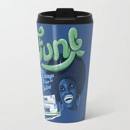 FUNK - ALWAYS KEEPS ME SMILING Travel Mug