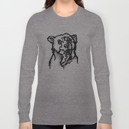 A bear Long Sleeve T-shirt