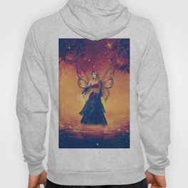 The Queen of Faerie Hoody