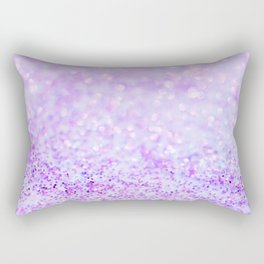 Sweetly Lavender Rectangular Pillow