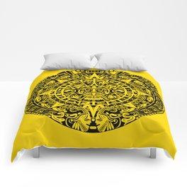 Mayan Calendar // Yellow Comforters