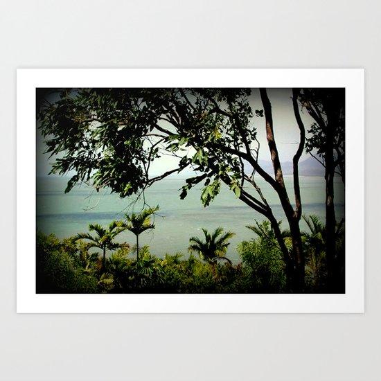 Port Douglas #1 Art Print