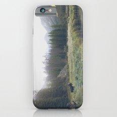 Morning Meadow Moose iPhone 6s Slim Case